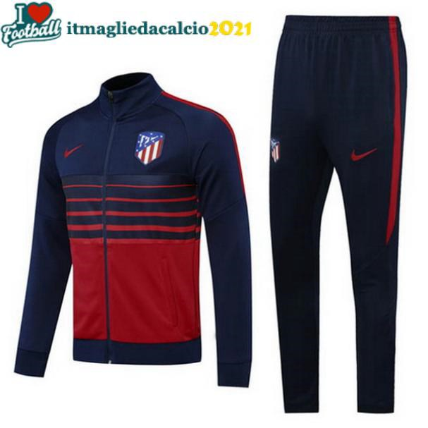 felpa calcio set completo Atletico Madrid 2020-2021