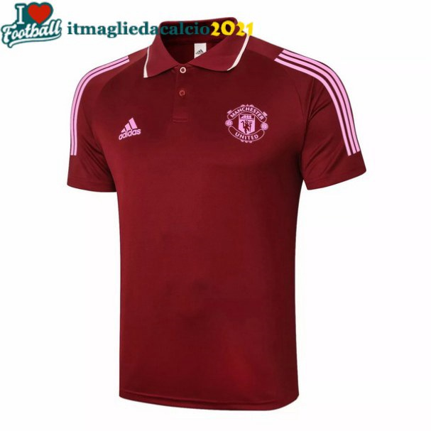 Manchester United polo 2020-2021
